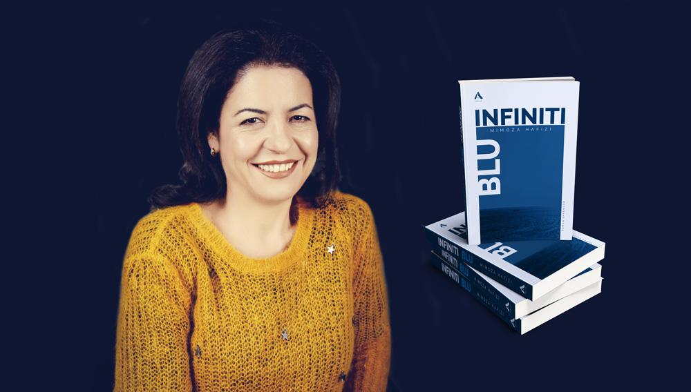 """Romani """"Infiniti blu"""" i Mimoza Hafizit"""