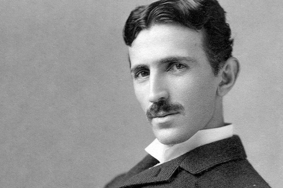 Gjeniu i dritës Nikola Tesla